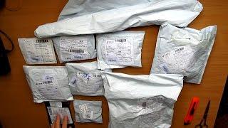 Посылка из китая рыболовные товары