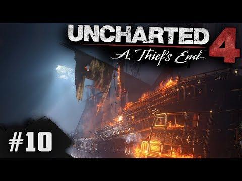 UNCHARTED 4  #10  ZÁVĚREČNÁ BITVA A KONEC   by PTNGMS