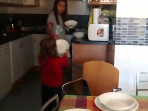 Watch videoSíndrome de Down: Sara, no existen límites