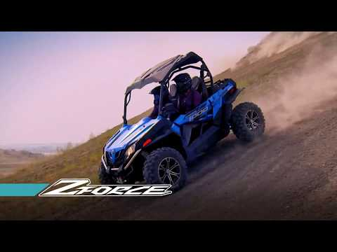 2021 CFMOTO ZForce 950 Sport in Newport, Maine - Video 1