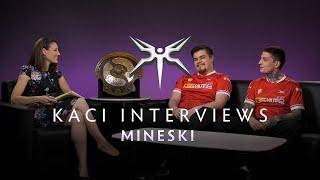 Mineski Interview with Kaci - The International 2019