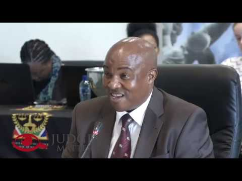 SA Eastern Cape HC JSC Interview of Adv P H S Zilwa SC – Judges Matter (October 2019)