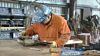 Norton Abrasives: Grinding Wheel Safety It's The Smart Thing To Do (English)