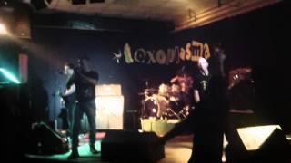 Toxoplasma (Deutsch Punk Koblenz) Platz an der Sonne Live @ Woodys Schleiz 2014