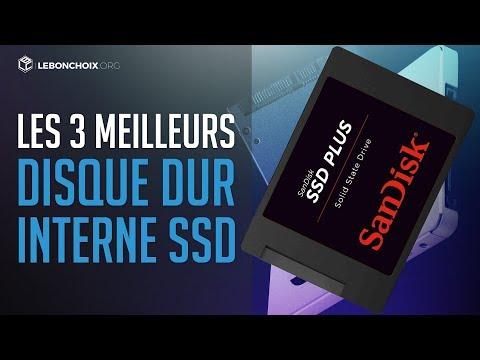 🔴 TOP 3 : MEILLEUR DISQUE DUR INTERNE SSD 2019❓( COMPARATIF & TEST )