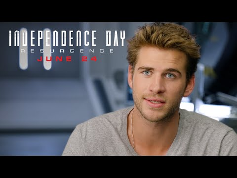 Independence Day: Resurgence (Featurette 'Manning the Space Tug')