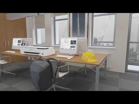 SureColor T3170 T5170 Overview Video