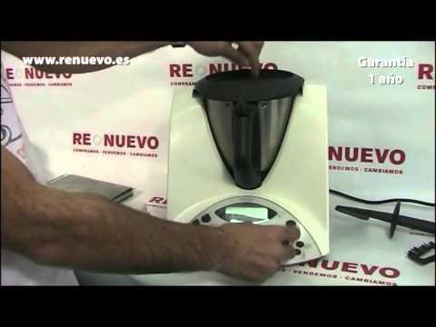 Los accesorios de la Thermomix de segunda mano Las Cuchillas