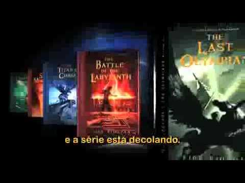 O �ltimo olimpiano - Percy Jackson e os olimpianos - Livro 5
