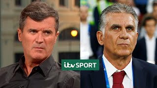 Subscribe to ITV Sport: https://www.youtube.com/itvsport?sub_confirmation=1  Roy Keane & Patrice Evra reflect on their relationship with former Manchester United assistant coach Carlos Quieroz  Like, follow and subscribe to ITV Sport: YouTube: https://www.youtube.com/itvsport Twitter: https://www.twitter.com/itvfootball Instagram: https://www.instagram.com/itvfootball