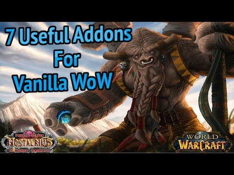 7 Addons for Classic WoW That Will Make Your Life Easy