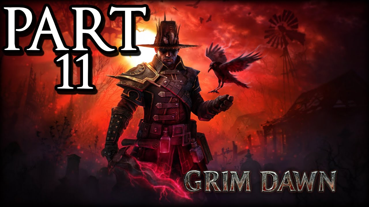 Grim Dawn – Part 11: Wo ist die Fraktion?