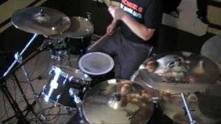 Everclear - The Good Witch of the North - Drum Cover