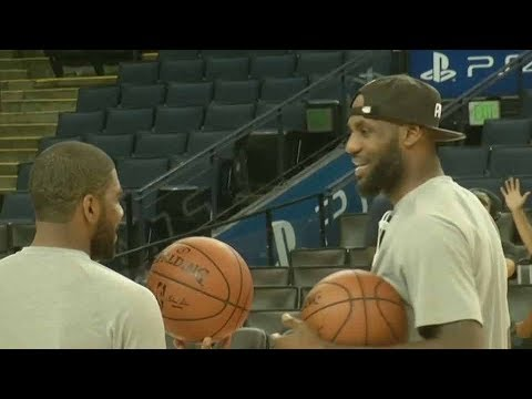 553a895f Los Angeles Lakers look to cash in big as Lebron James joins team