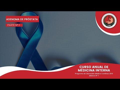 Sintomas de adenoma da próstata