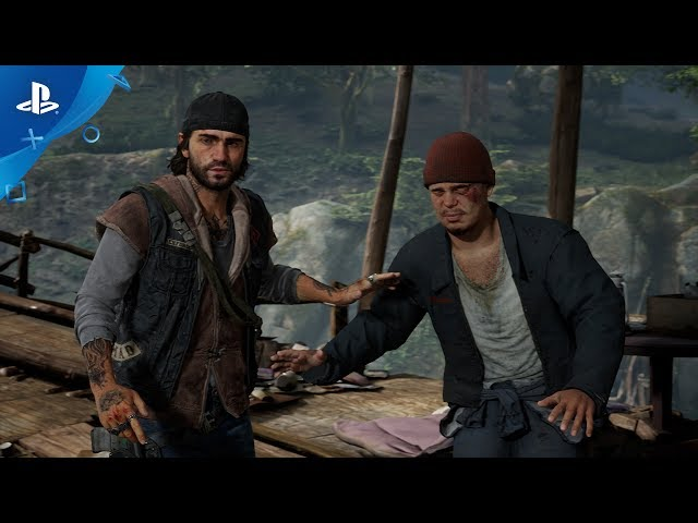 Days Gone - Best PS4 Game of E3 2017 - Nominee