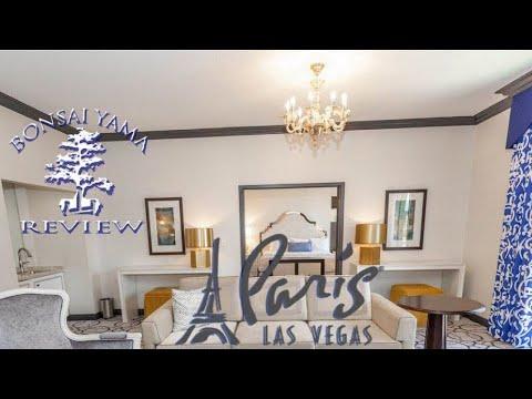PARIS LAS VEGAS SUITE REVIEW