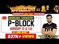 P Block Elements Group 13 and 14 | NEET 2020 Preparation | NEET Chemistry | Arvind Arora