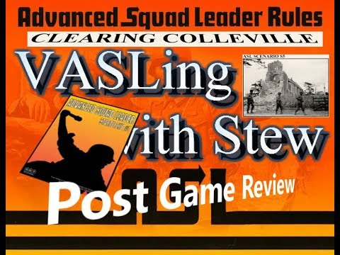 ASLSK TTS game of SK 5  Post game discussion