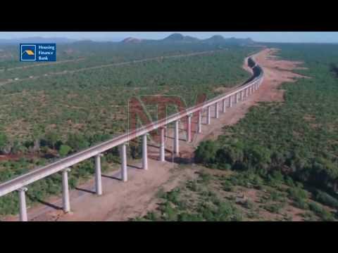 STANDARDS GAUGE RAILWAY: Nairobi-Naivasha route opens
