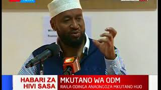 Governor Joho re-organises Coastal political leadership as DP Ruto lures more MPs
