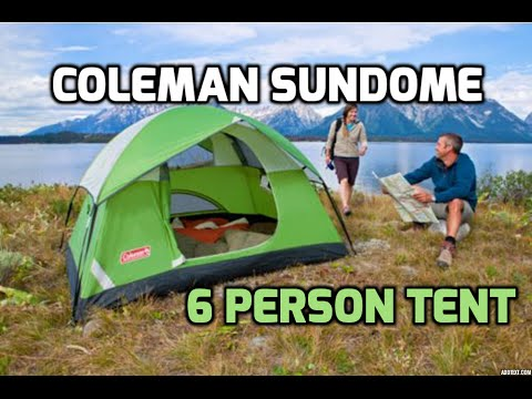 Coleman Sundome 6 Person Tent Review – 1080p HD