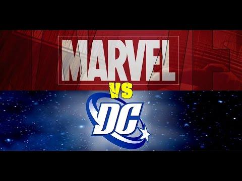 Marvel VS DC: TV Shows