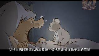 【魔女嘉尔】超治愈法国动画!老鼠用熊的牙齿建立王国!《艾特熊与塞娜鼠》/《Ernest et Célestine》