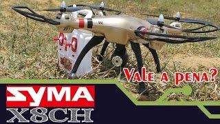 🚁DRONE SYMA-X8HC -  VALE A PENA COMPRAR?