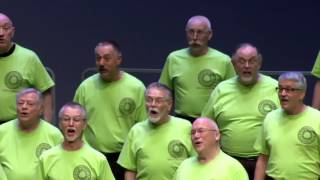 Evergreen Seniors Chorus - Consider Yourself (2017 Midwinter)