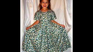 How To Sew  Classic Everyday Dress By ModestyMatters,LLC