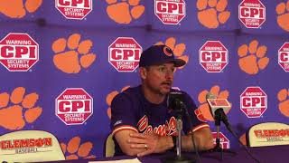 WATCH: Monte Lee After 10-1 Win Over Austin Peay