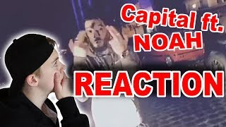 Capital Bra Feat. Noah   Phantom REACTION
