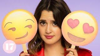 Laura Marano Spills Her Most Embarrassing Stories   Seventeen