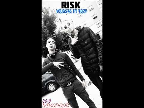 (Youss45 - Risque ft. Tozy (Official Audio