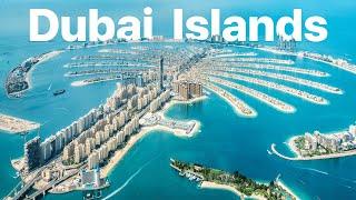 How Dubai Builds its Islands