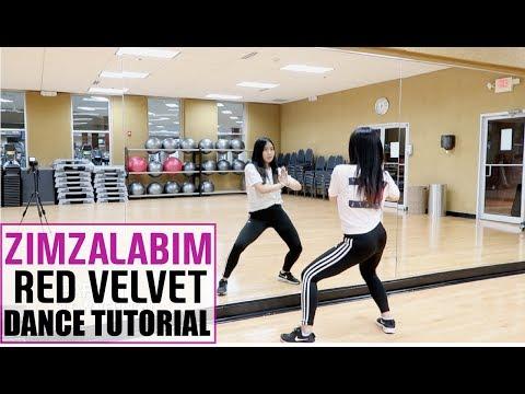 Red Velvet 레드벨벳 '짐살라빔 (Zimzalabim)' Lisa Rhee Dance Tutorial