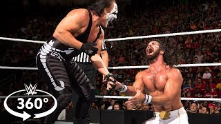 Sting and Seth Rollins relive their Night of Champions showdown: WWE 360° Virtual Interviews