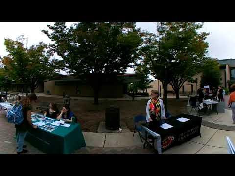 Student Success Fair 9/18/17 (NEW 360° EVERY THURSDAY)