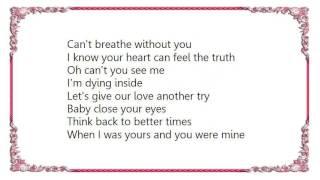 Dakota Moon - I'd Be a Fool Lyrics