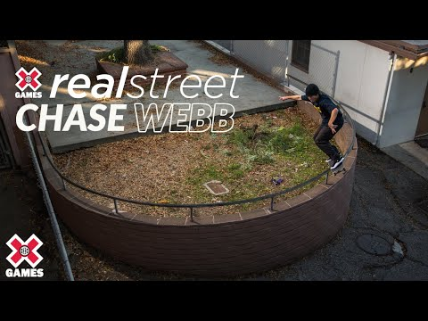 Image for video Chase Webb: REAL STREET 2020 | World of X Games