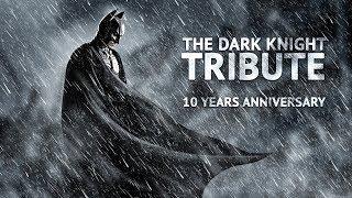 The Dark Knight – Tribute