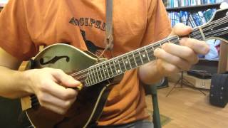 Mandolin Lesson – Learn To Play By Ear