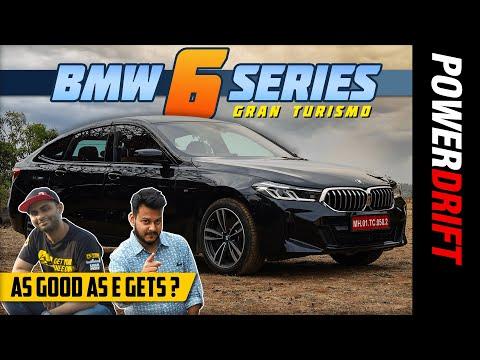 BMW 6 Series GT | First drive review | PowerDrift