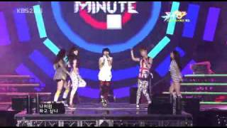 4minute - Hot Issue (remix) MUSIC BANK