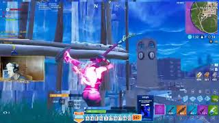 Ninja- Dropping Tilted Towers Highlight (20kills)