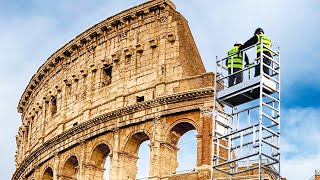 Restoring the COLOSSEUM