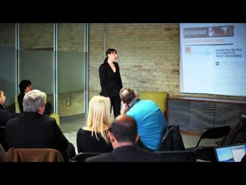 Uso de los datos sociales para la inteligencia de marketing: Semana de los medios sociales.