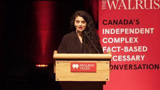 Samra Habib on the complexities of being Ahmadi Muslim and queer    The Walrus Talks