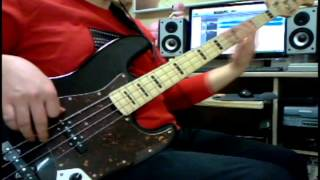 Back To Love - Brand New Heavies (Bass Cover - 티오피/오반석)